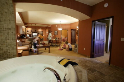 Condo Rental At Chula Vista Resort In The Wisconsin Dells