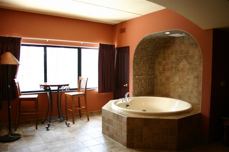 Vacation Rental Hot Tub