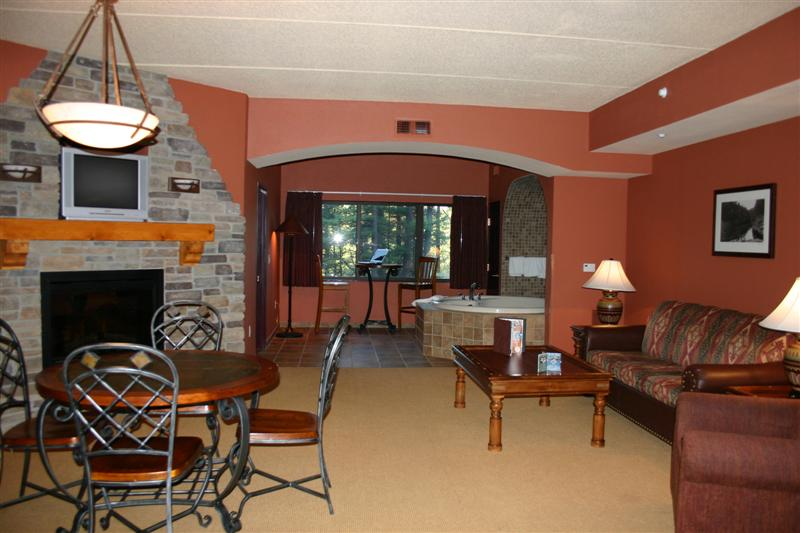 Vacation Rental Living Area